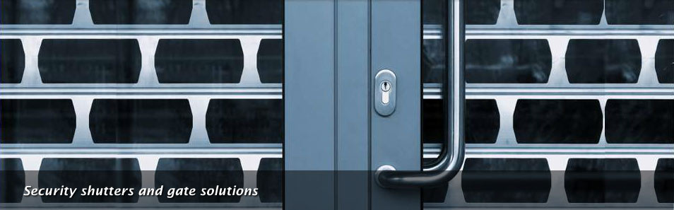 Security shutters and gate solutions