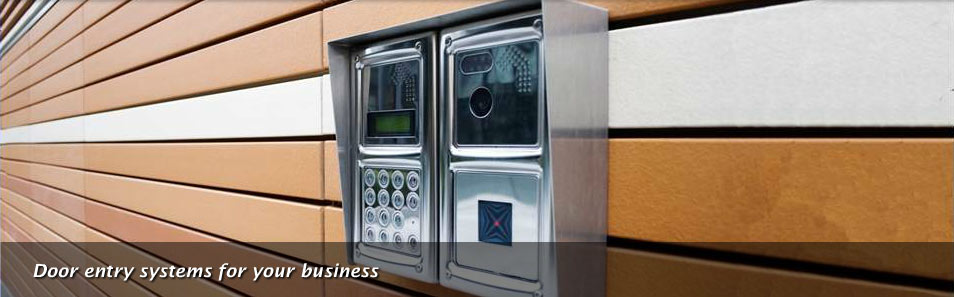 Door entry systems for your business