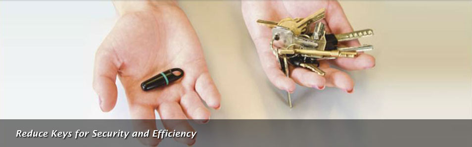 Reduce keys for security and efficiency